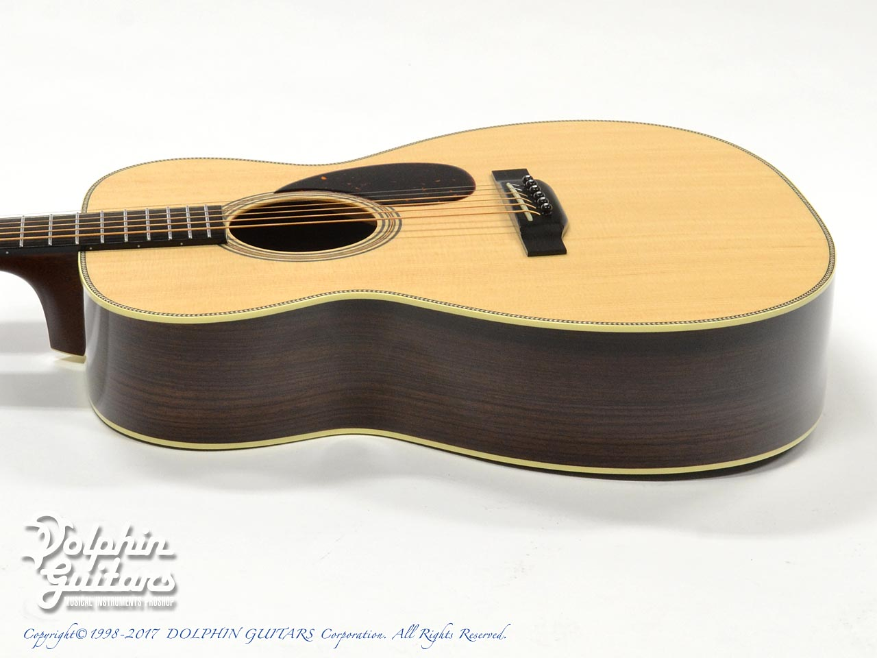 SWITCH: SCOM-2H (Sitka Spruce & Indian Rosewood) (3)