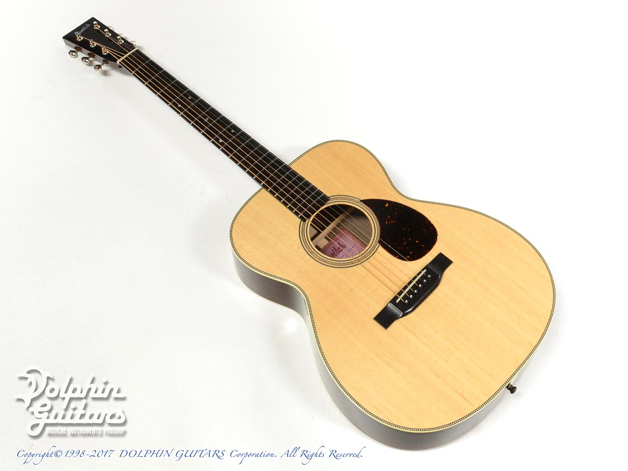 SWITCH: SCOM-2H (Sitka Spruce & Indian Rosewood) (1)