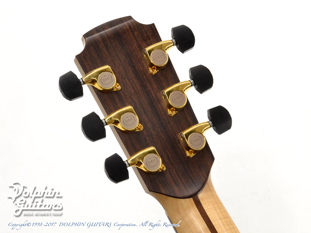 LOWDEN: Alex De Grassi (AAAA Quilted Maple) (7)