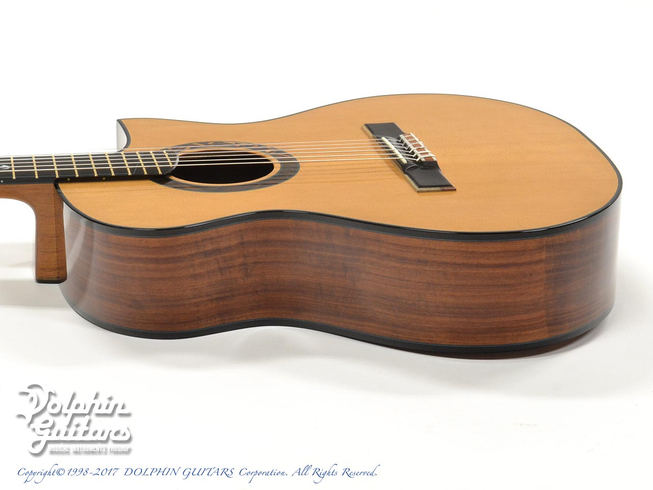 Luca Canteri Guitars: The Xover (2)