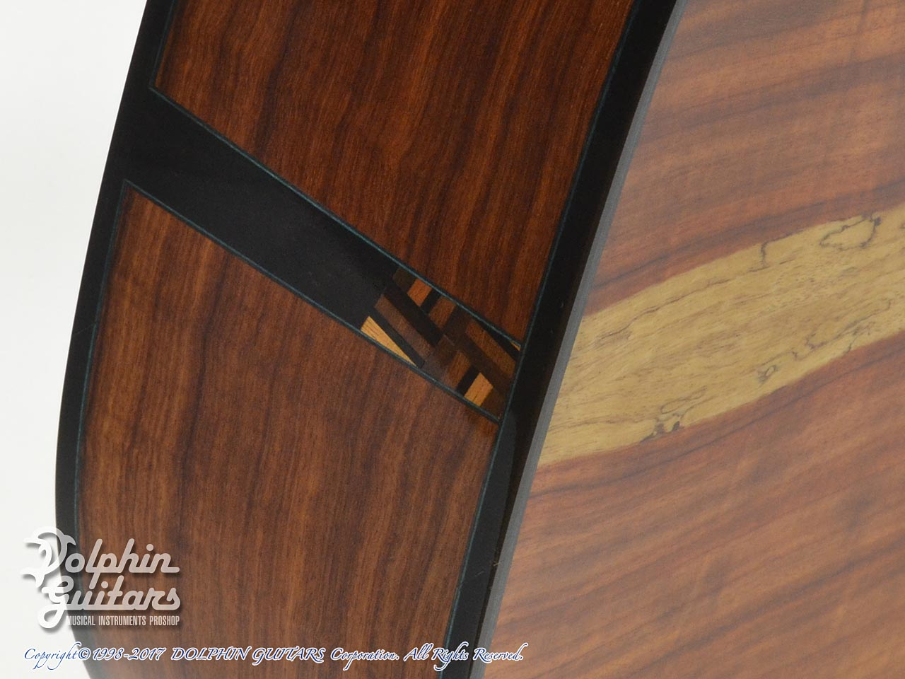 Luca Canteri Guitars: The Xover (9)