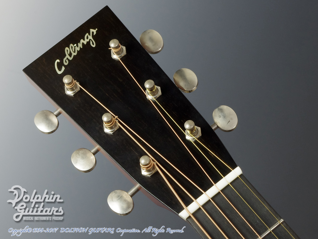 COLLINGS: OM-1A JL (Julian Lage Signature) (6)