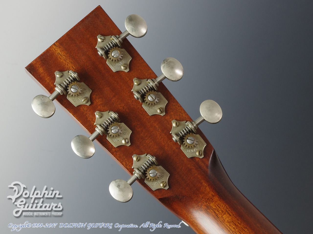 COLLINGS: OM-1A JL (Julian Lage Signature) (7)