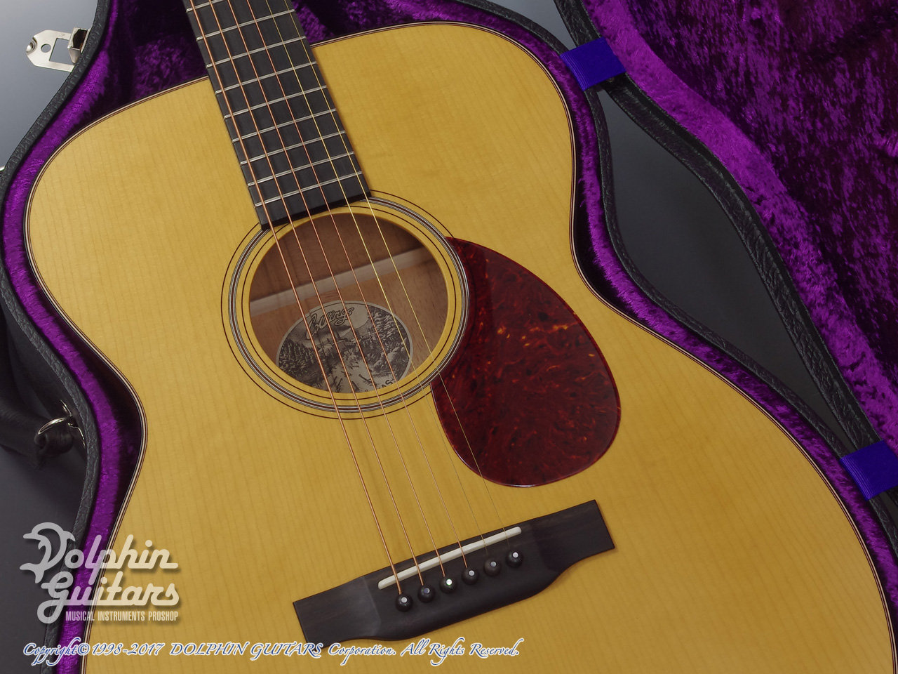 COLLINGS: OM-1A JL (Julian Lage Signature) (8)