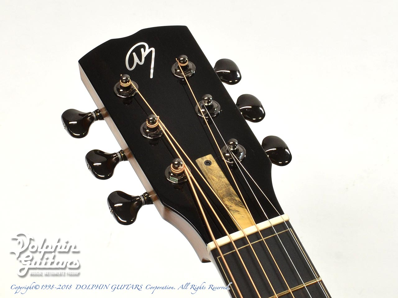 ROTEMAR GUITARS: R1 (German Spuruce & Birds Eyes Maple ) (6)