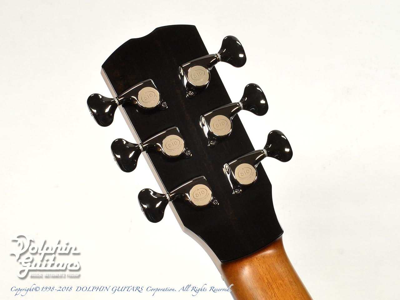ROTEMAR GUITARS: R1 (German Spuruce & Birds Eyes Maple ) (7)