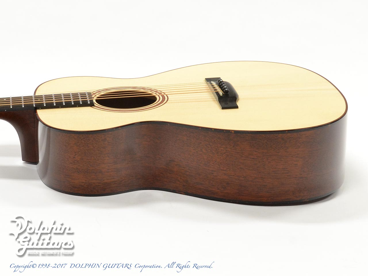 SWITCH: SC00-1 A-VH Limited (Adirondack Spruce & Vintage Honduras Mahogany) (2)
