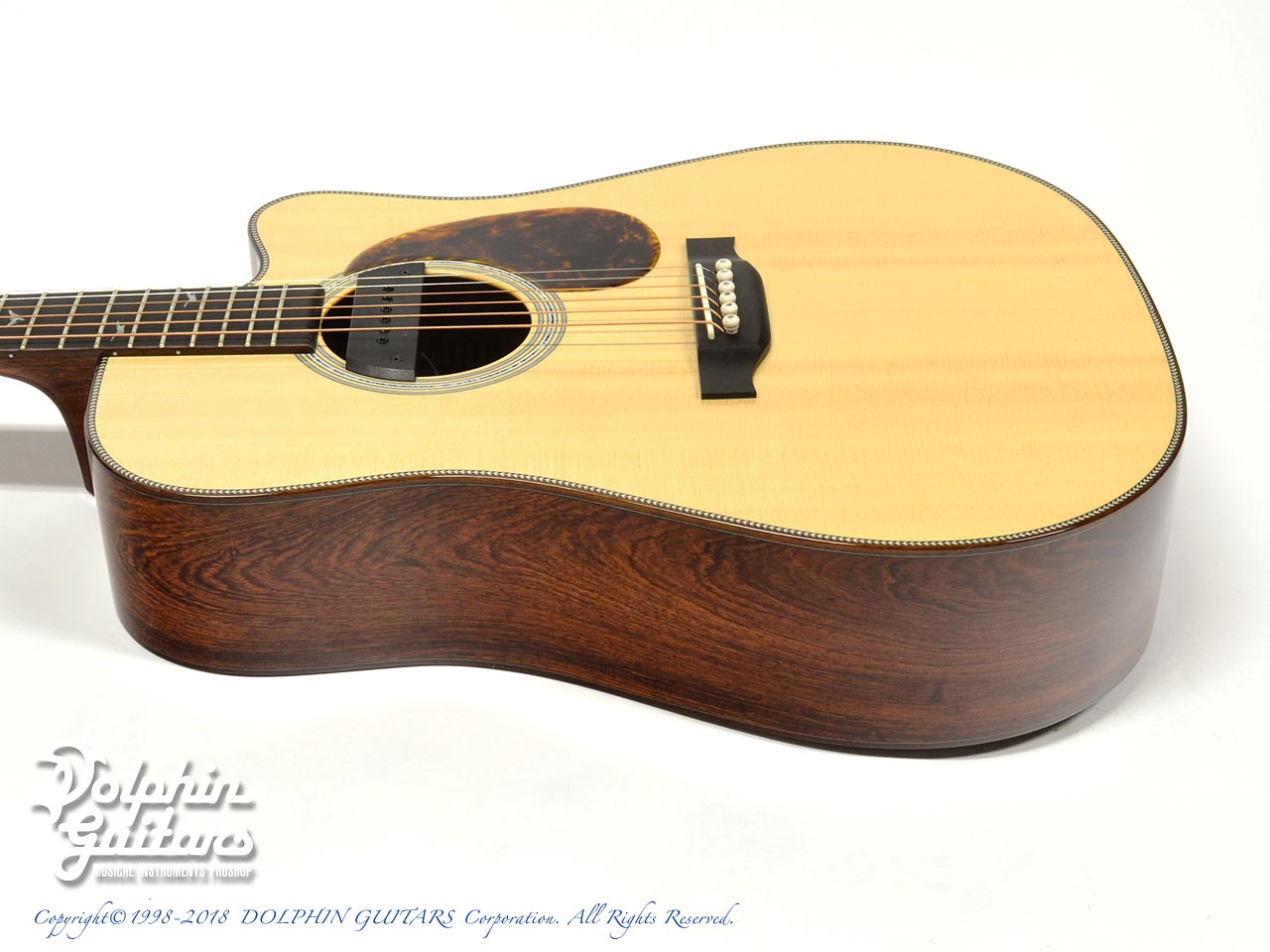 Greven Guitars Japan: Oshio-DC HR (Honduras Rosewood) w/RAPTOR SYSTEM by TRIAL  (2)