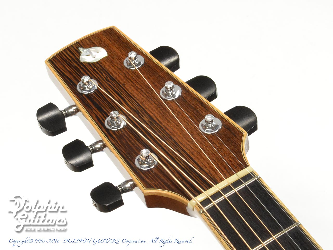 IWANEKO GUITARS: Type-MD (Dimple Cutaway) (6)