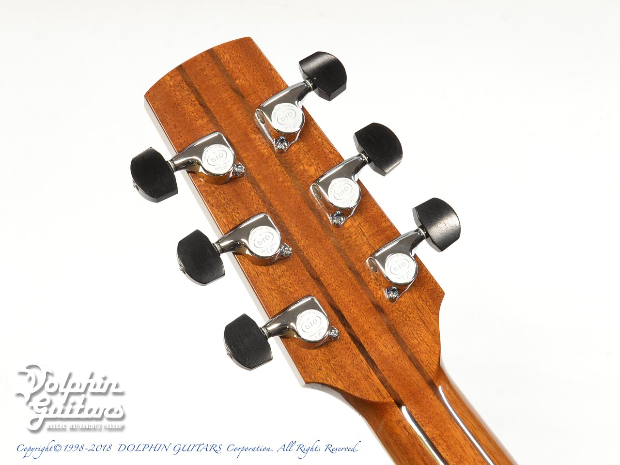 IWANEKO GUITARS: Type-MD (Dimple Cutaway) (7)