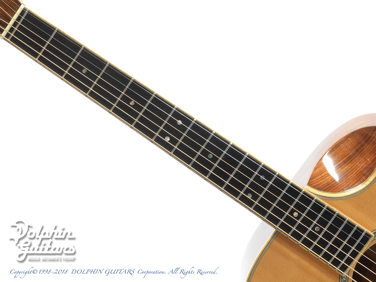 IWANEKO GUITARS: Type-MD (Dimple Cutaway) (4)
