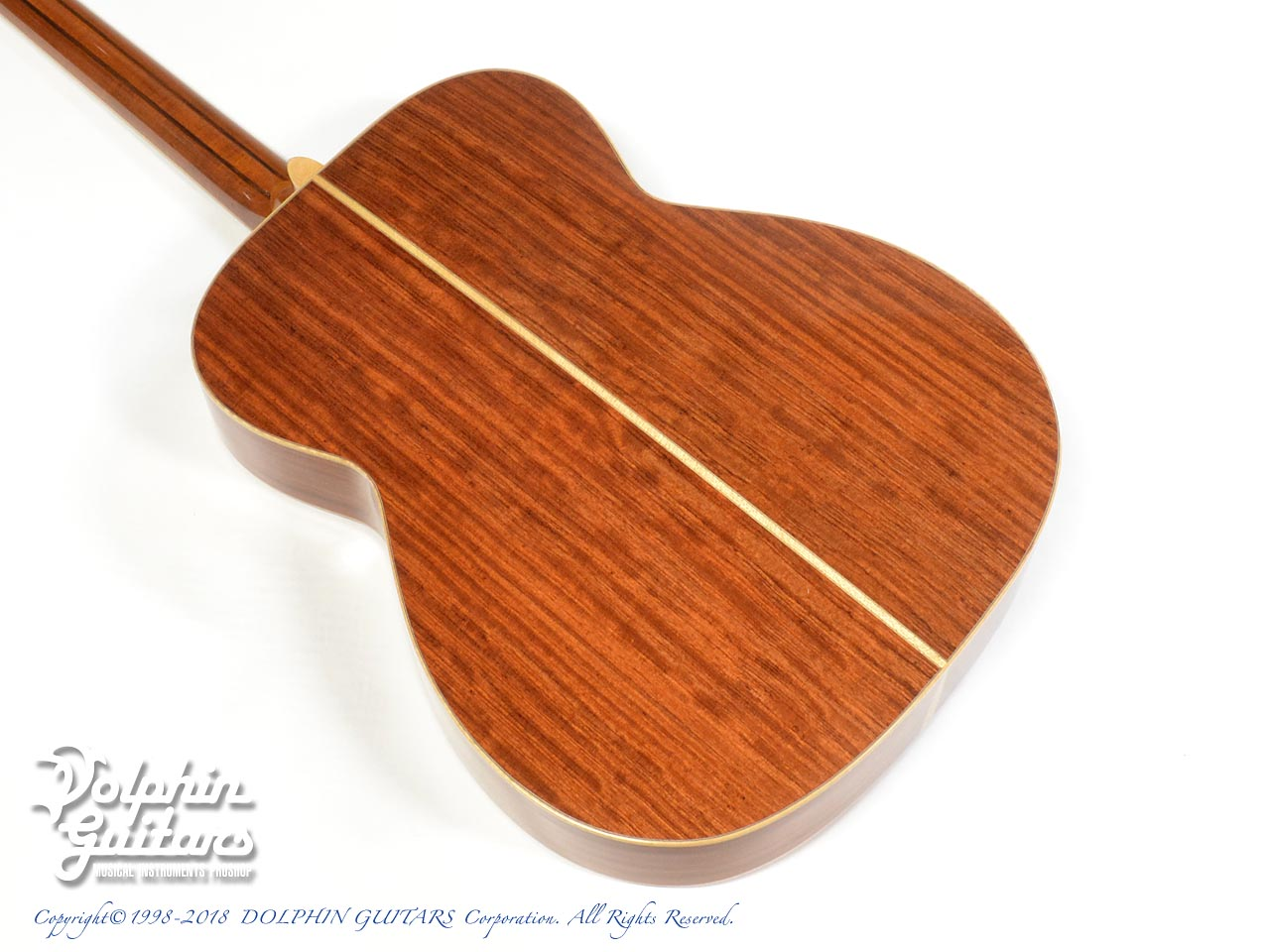IWANEKO GUITARS: Type-MD (Dimple Cutaway) (3)