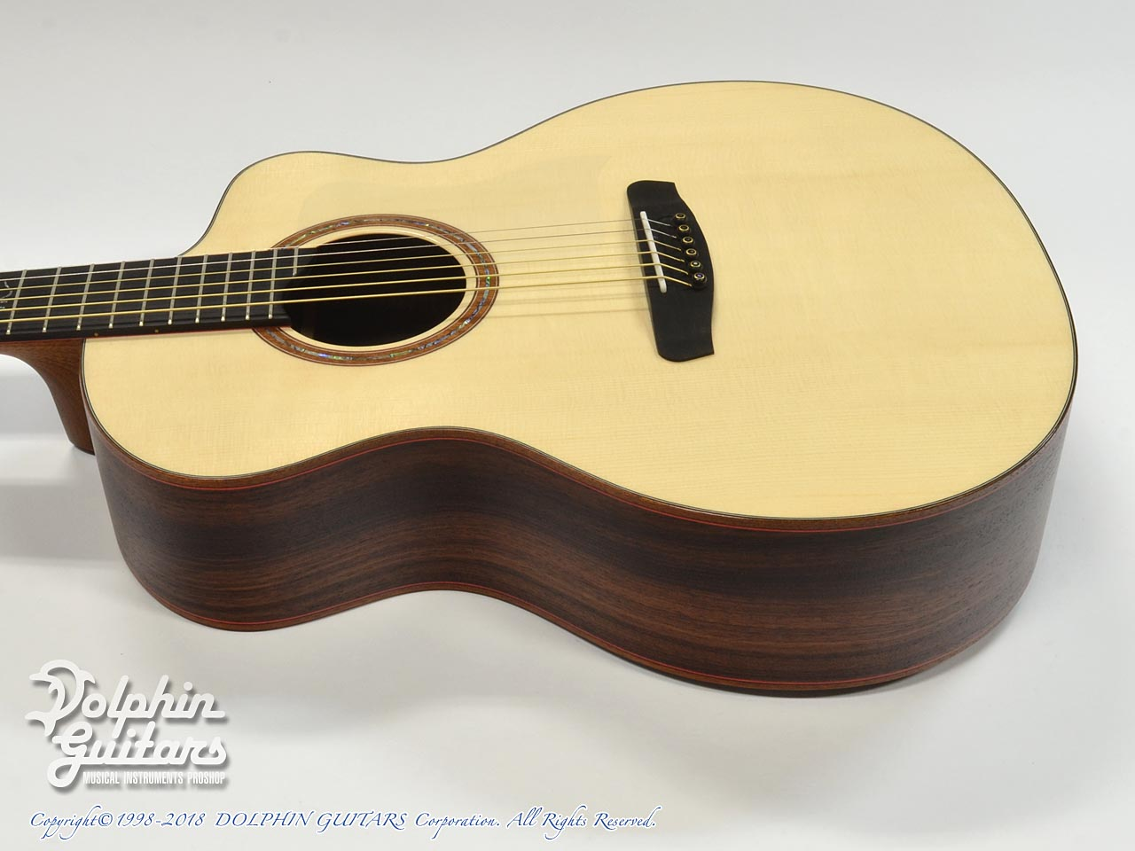 Dowina: AMBRD-GAC-DS (Indian Rosewood) (2)
