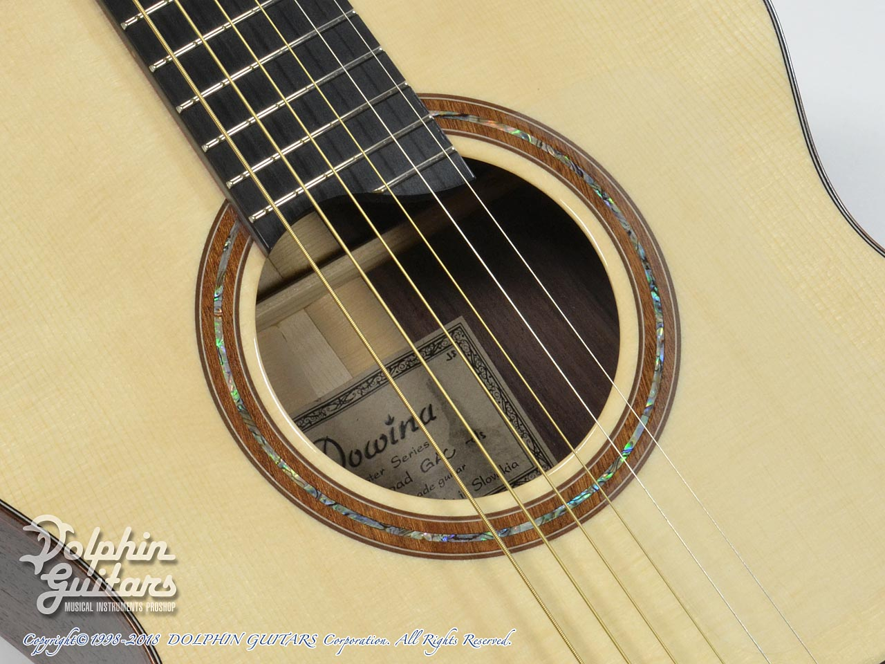 Dowina: AMBRD-GAC-DS (Indian Rosewood) (8)