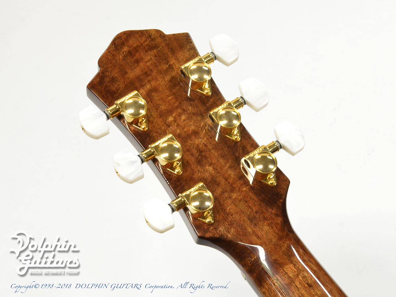 MATON: Custom Shop W.A. May D Gum Leaf (7)