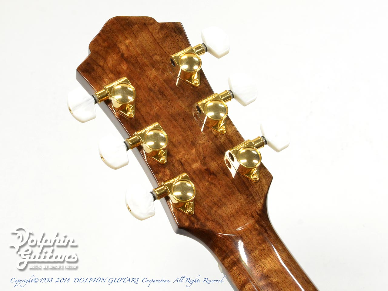 MATON: Custom Shop W.A. May 808 Gum Leaf (7)