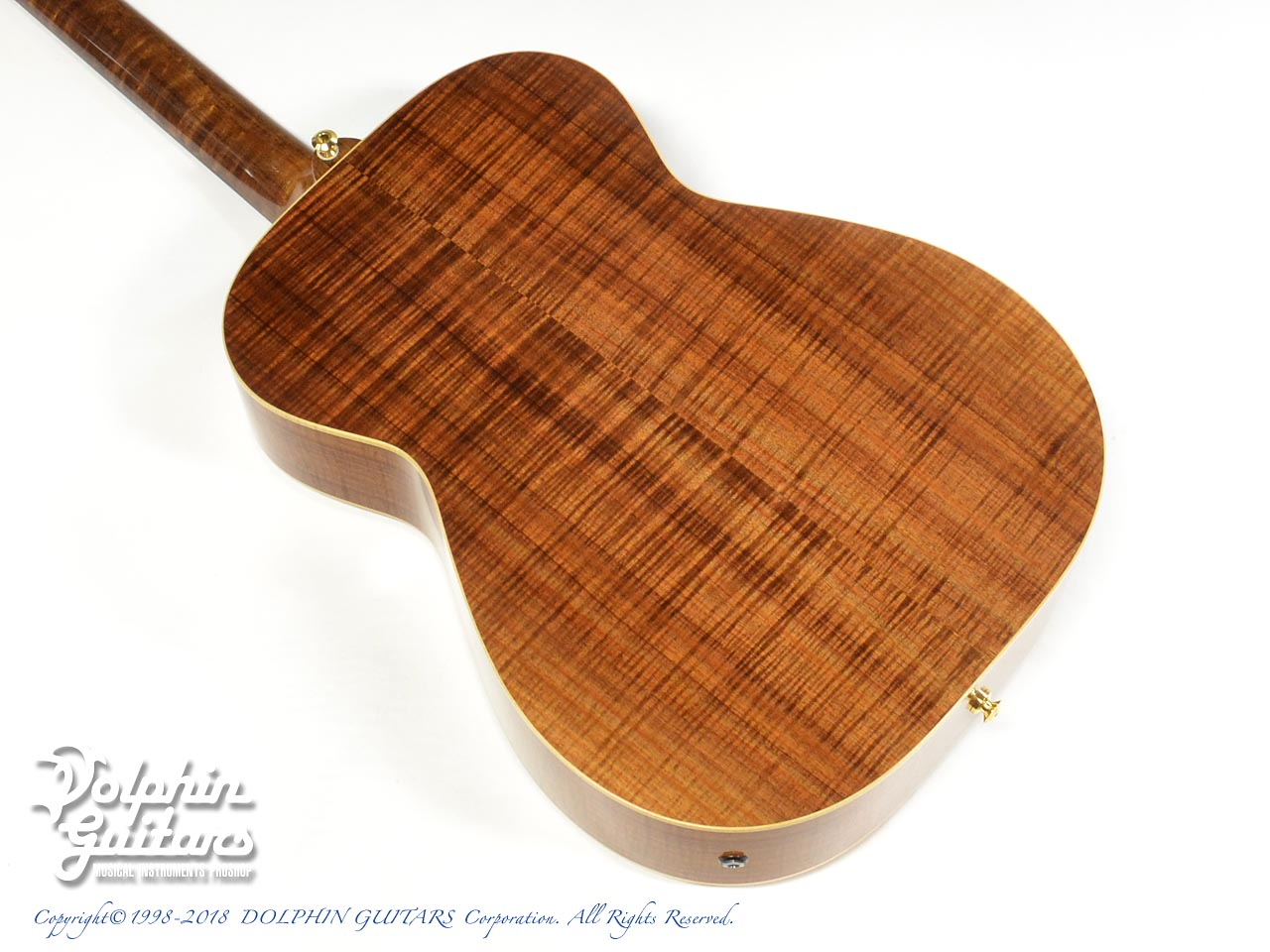 MATON: Custom Shop W.A. May 808 Gum Leaf (3)