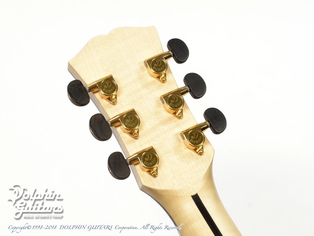 Dowina: ACERO-GAC-DS (Flamed Maple) (7)
