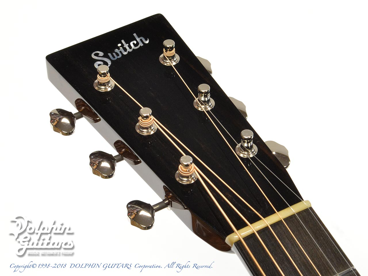 SWITCH: SCD-2HC (Sitka Spruce & Indian Rosewood) (6)