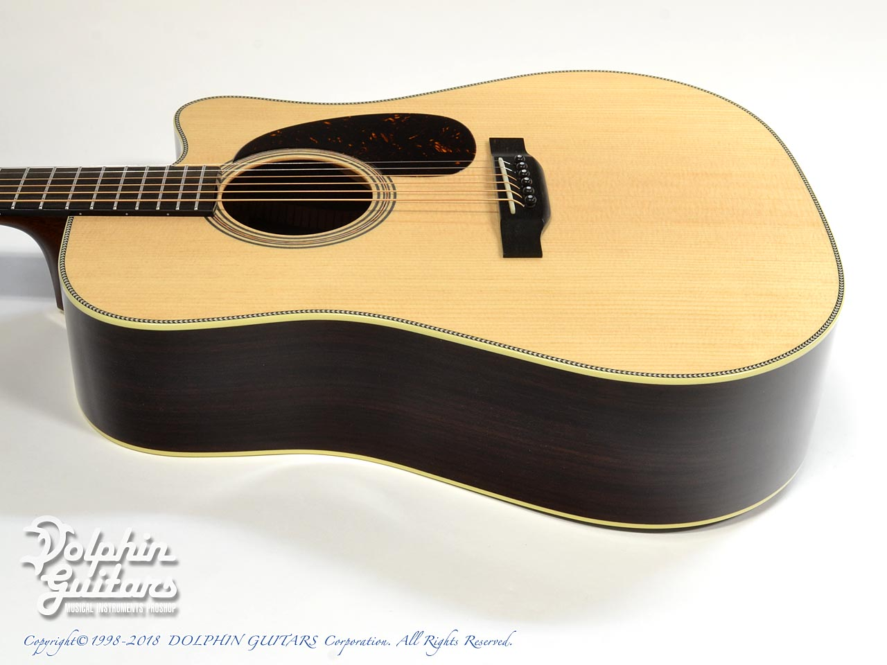 SWITCH: SCD-2HC (Sitka Spruce & Indian Rosewood) (2)