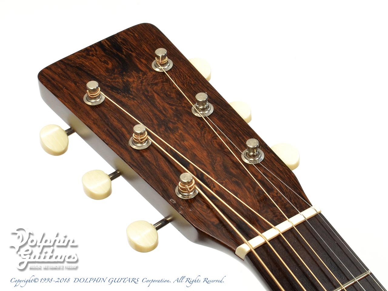 HEADWAY<MOMOSE>: OM-180 Cuban Mahogany (Ebony Rod) (6)