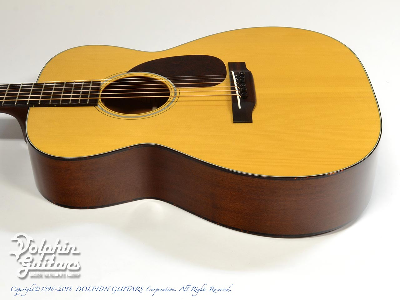 HEADWAY<MOMOSE>: OM-180 Cuban Mahogany (Ebony Rod) (2)