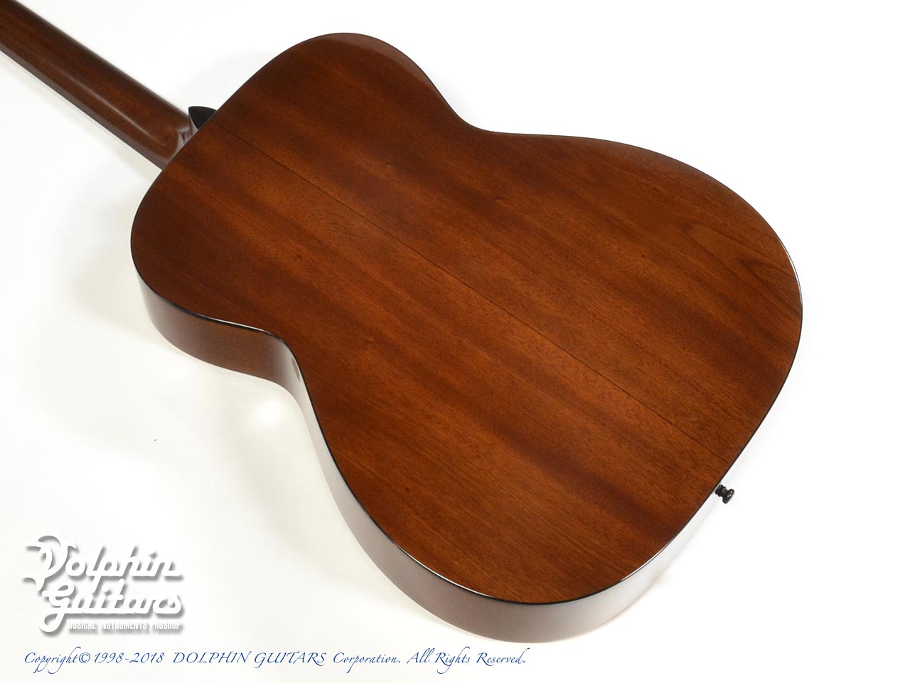 HEADWAY<MOMOSE>: OM-180 Cuban Mahogany (Ebony Rod) (3)