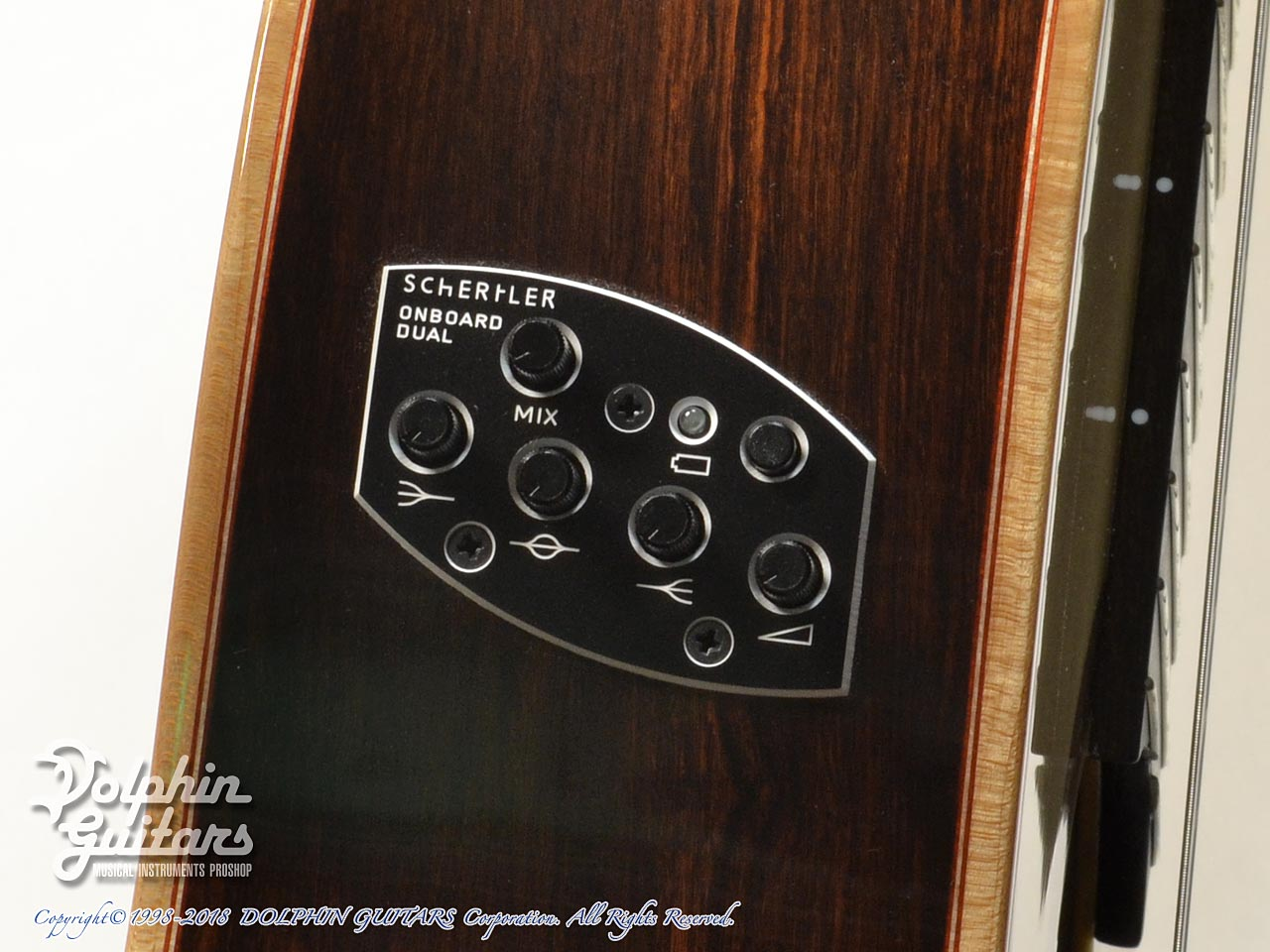 ZUCQ: Giulietta 305 ll type R LTD (Amazon Rosewood) (8)