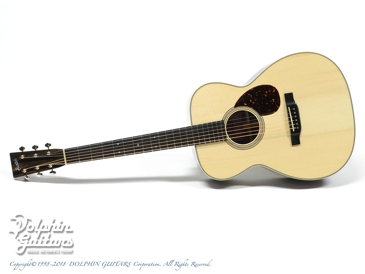 SWITCH: SCOM-2H A-MR (Adirondack Spruce & Madagascar Rosewood) (0)