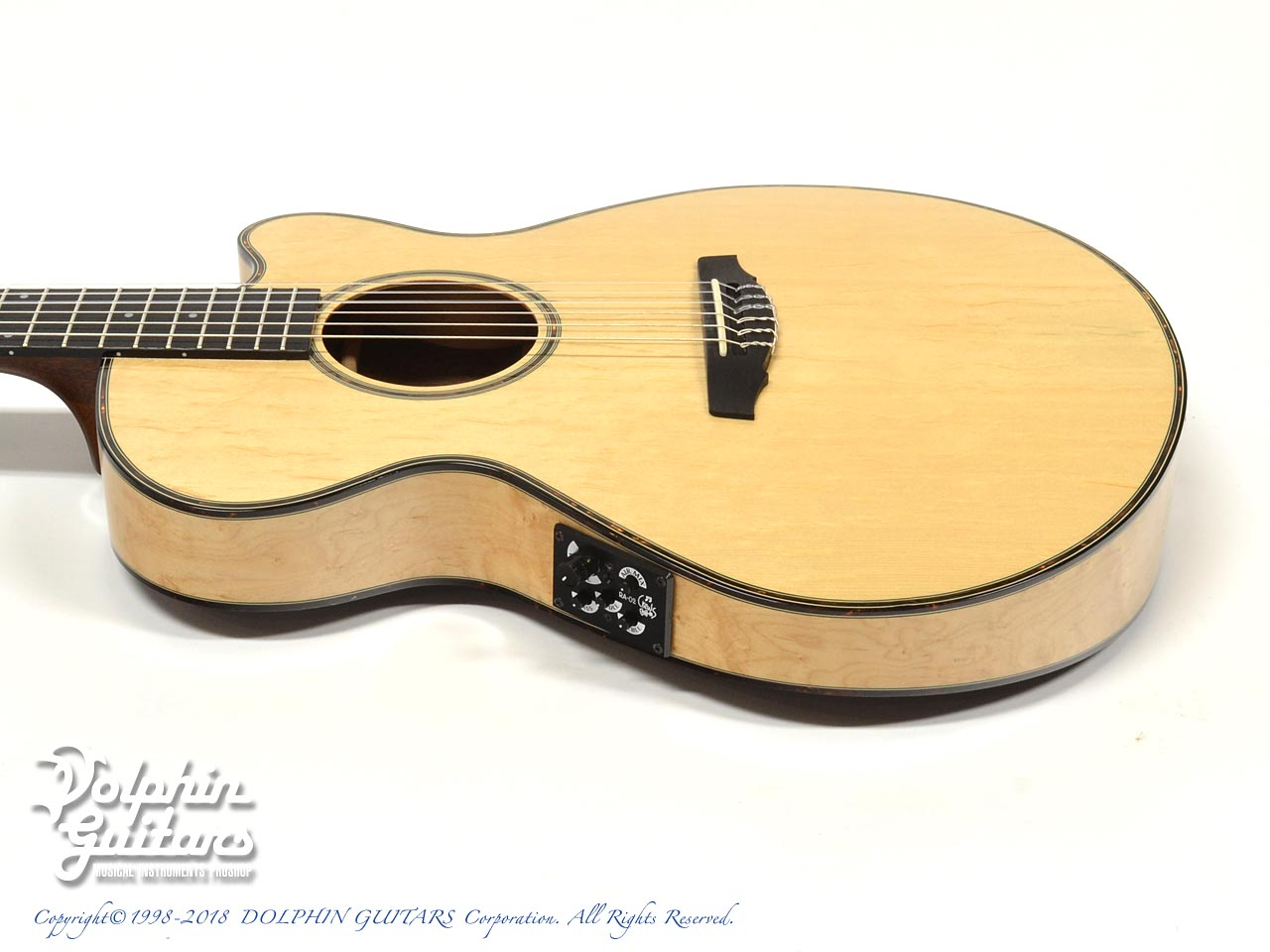 CREWS: EG-1500C Premium Limited (Jacaranda) (Natural) (2)