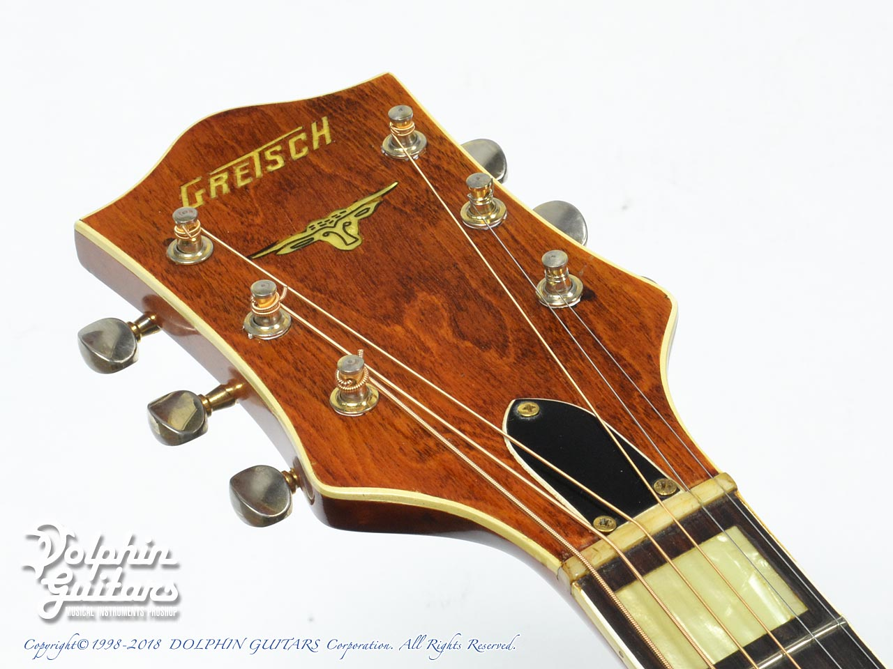 GRETSCH: 6022 Rancher (Western Orange) (6)