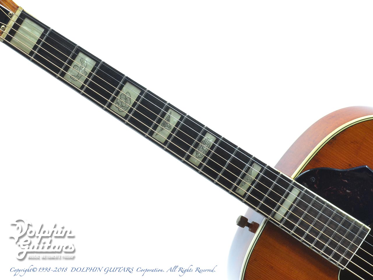 GRETSCH: 6022 Rancher (Western Orange) (4)