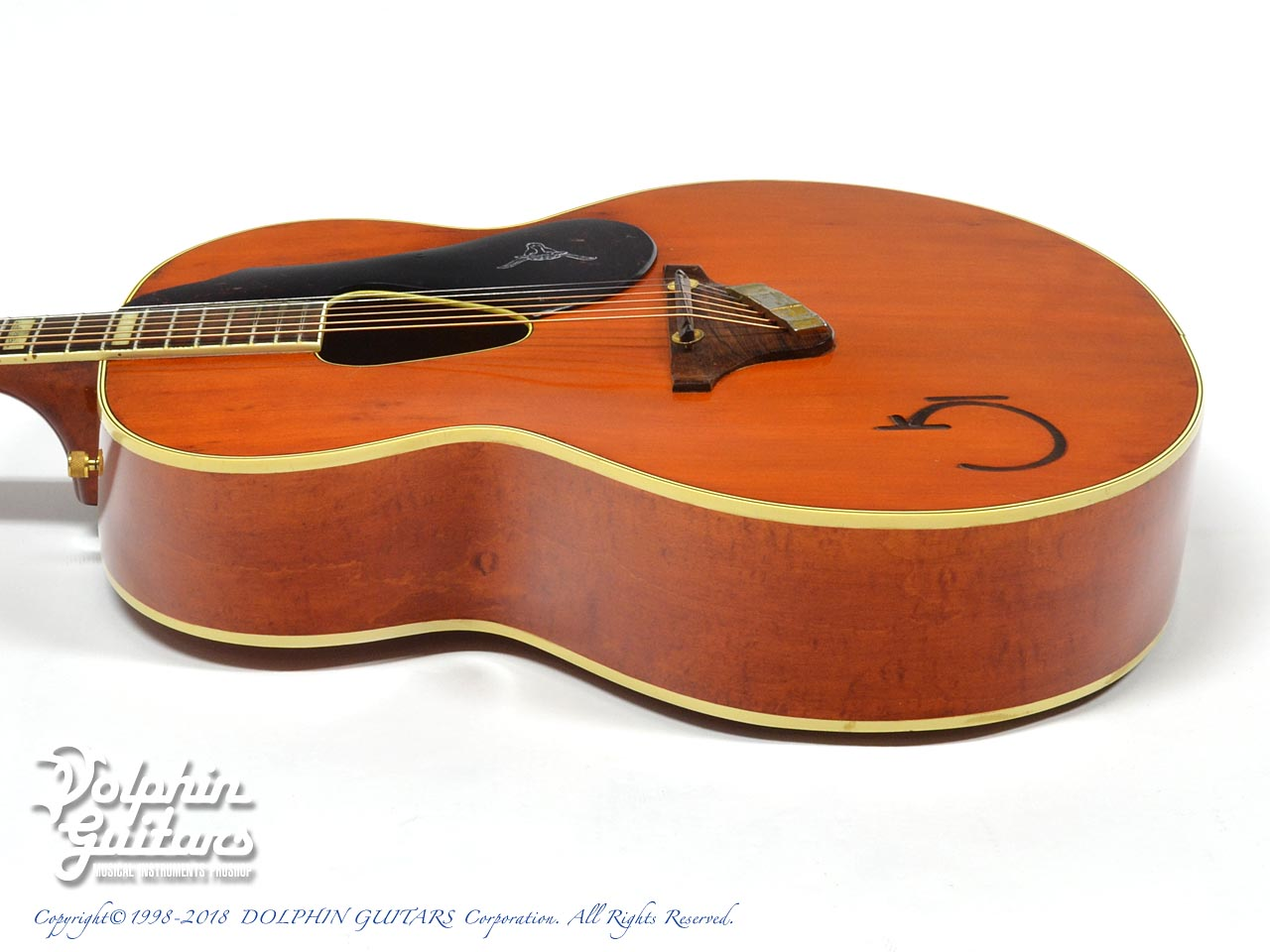 GRETSCH: 6022 Rancher (Western Orange) (2)