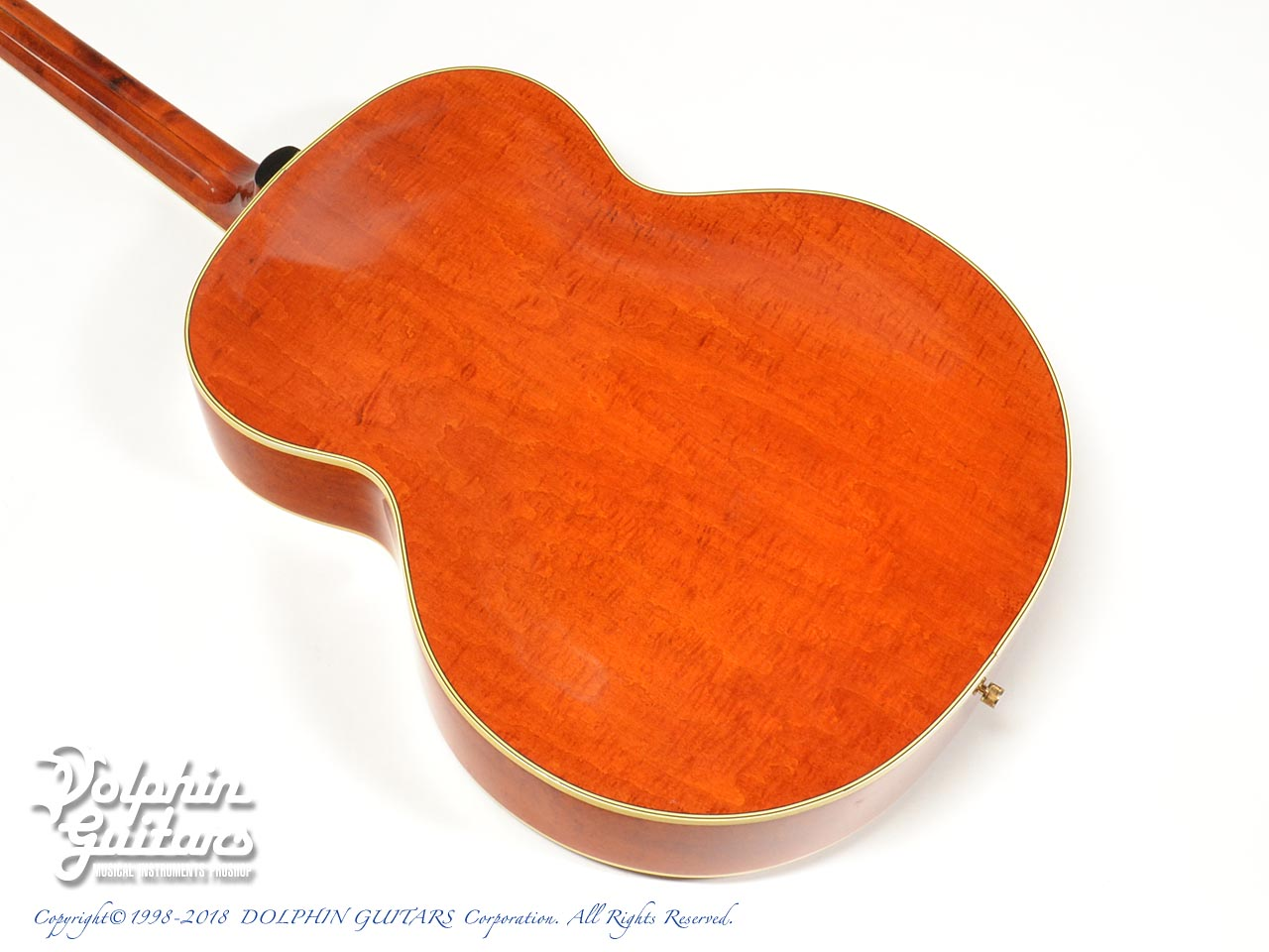 GRETSCH: 6022 Rancher (Western Orange) (3)