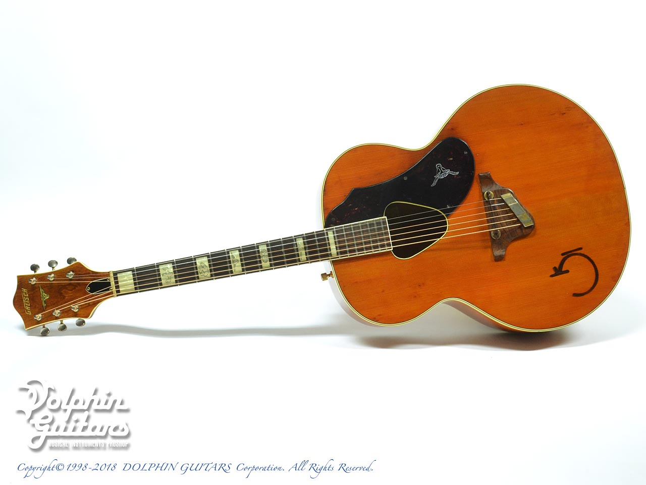 GRETSCH: 6022 Rancher (Western Orange) (0)