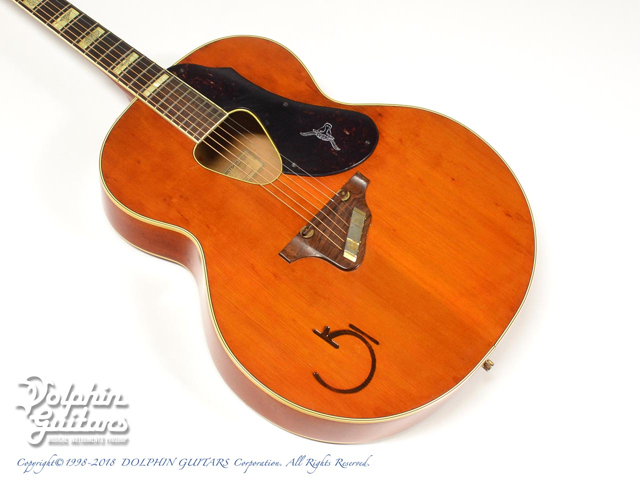 GRETSCH: 6022 Rancher (Western Orange) (1)