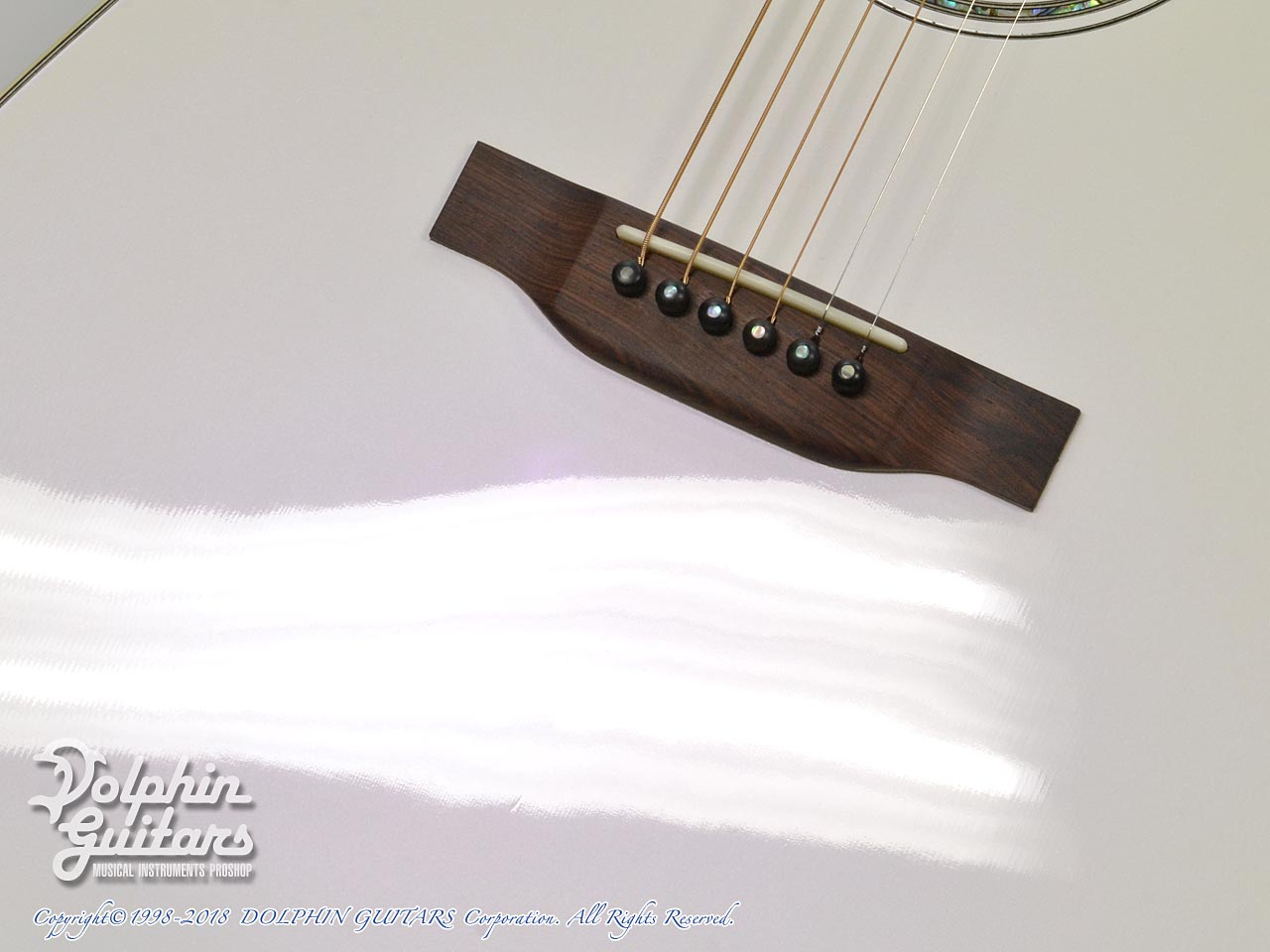 SWITCH:  SCD-3C Caa Limited (Sitka Spruce & Cocobolo) (Pearl White Top) (8)