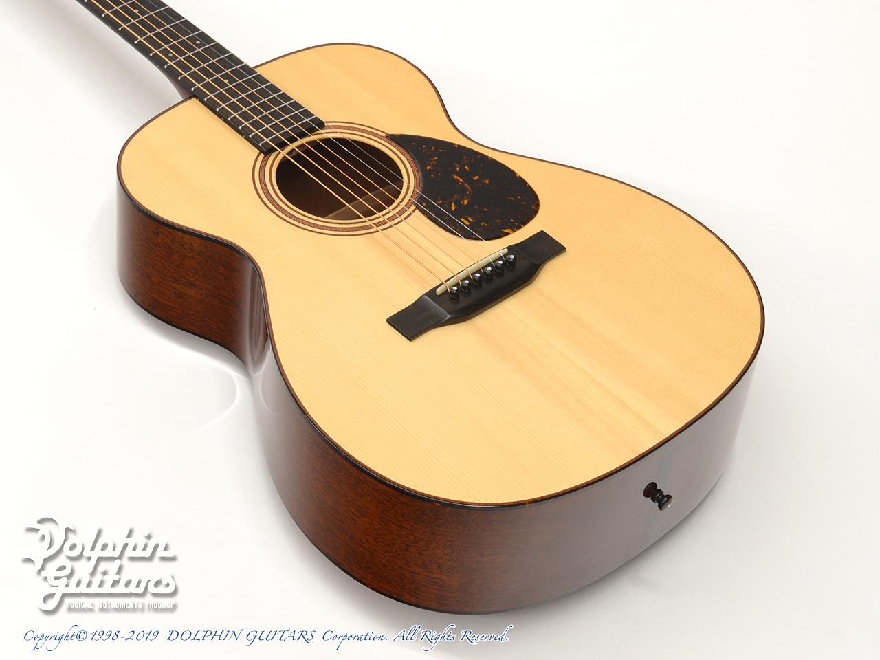 SWITCH: SC00-1 A-VH Limited (Adirondack Spruce & Vintage Honduras Mahogany) (1)