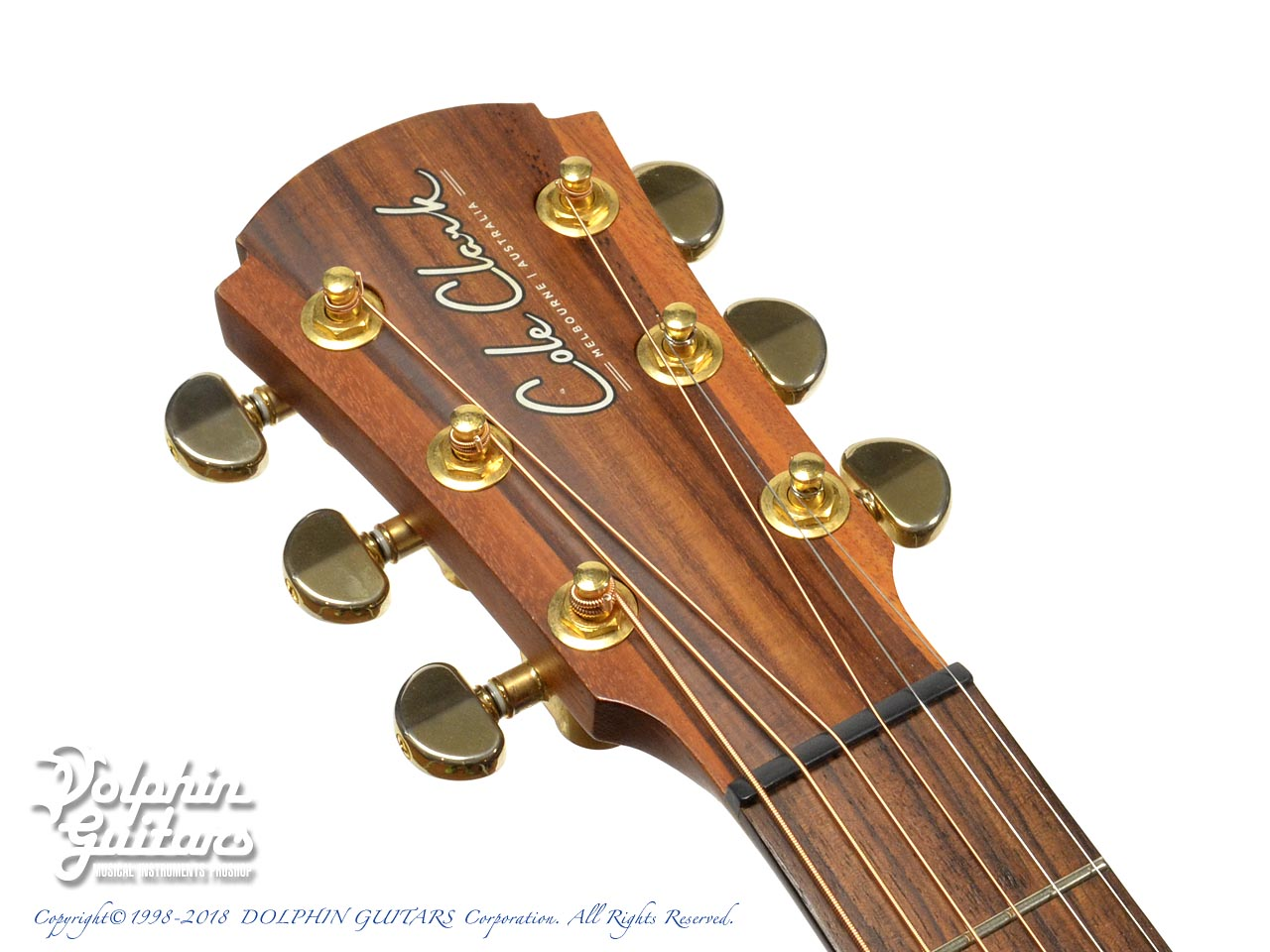 COLE CLARK: CCAN2EC -RDMAH Angel 2 (Red Wood & Mahogany) (6)