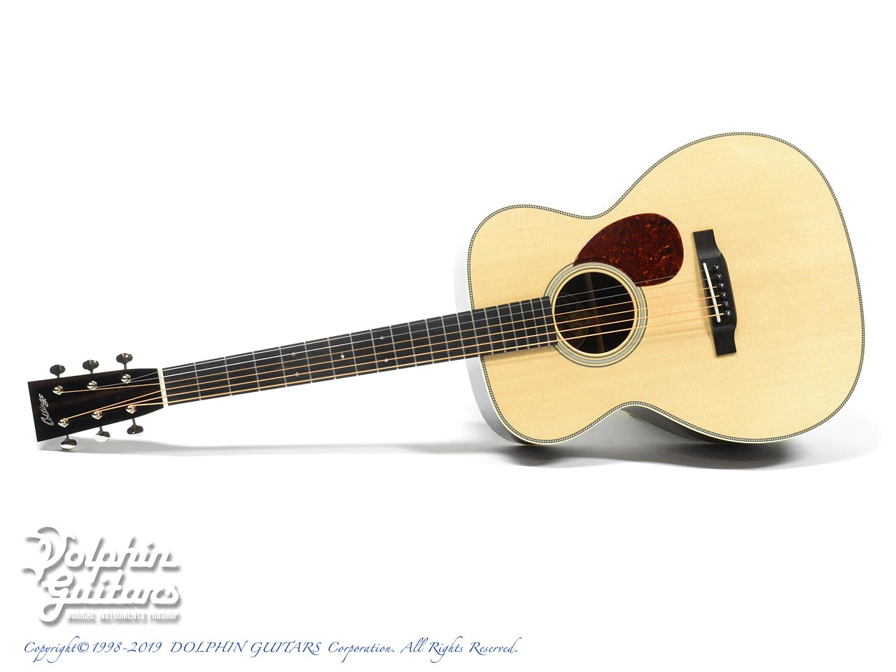 COLLINGS: OM-2H Custom Deep Body (0)