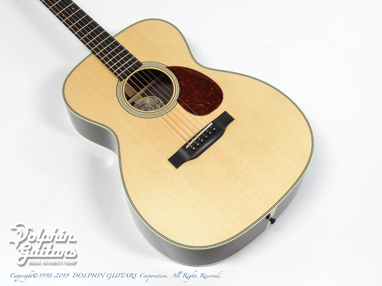 COLLINGS: OM-2H Custom Deep Body (1)