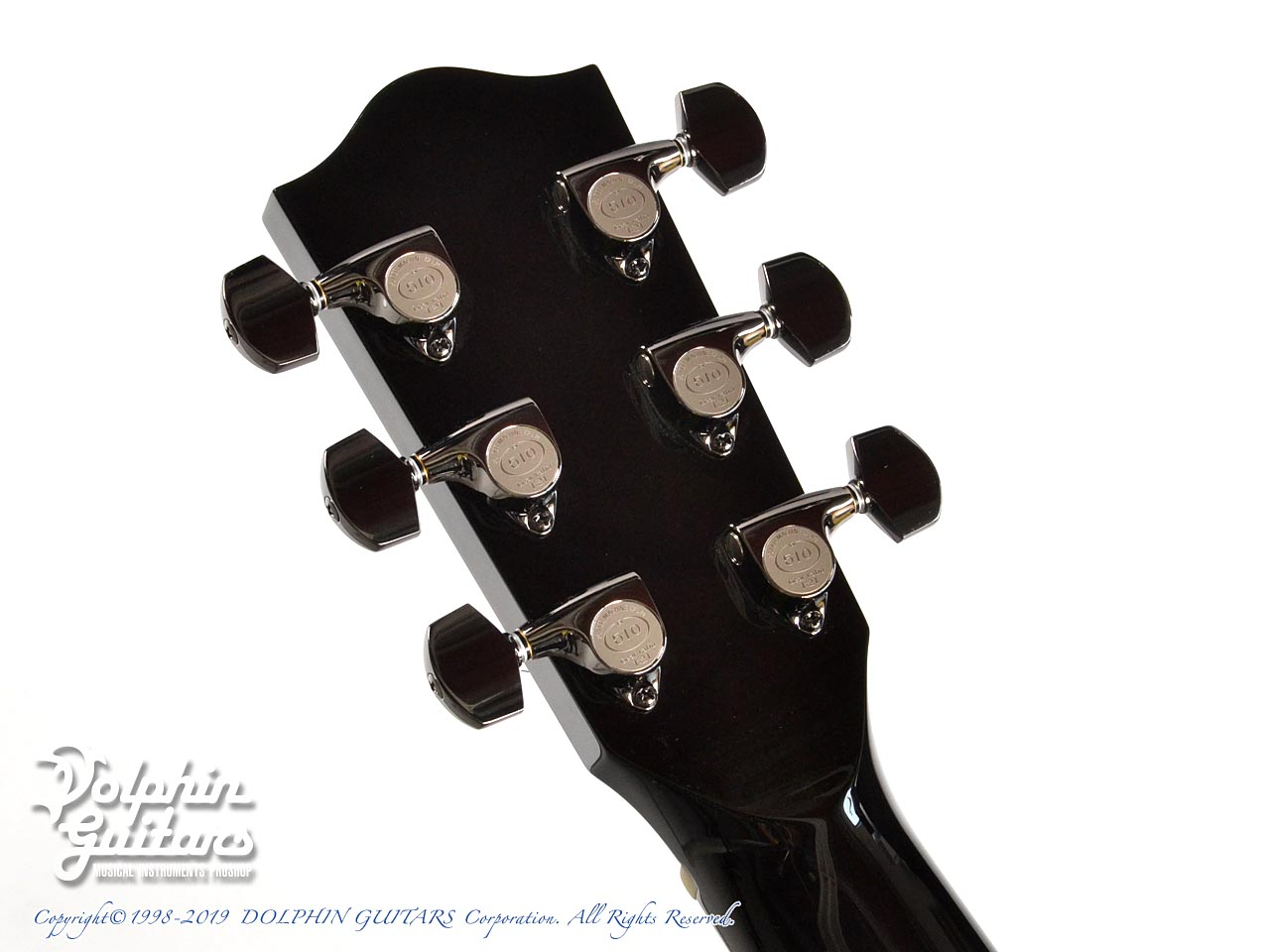 HEADWAY: HF-JET BLACK DX with Custom Ogawa Inlay (7)