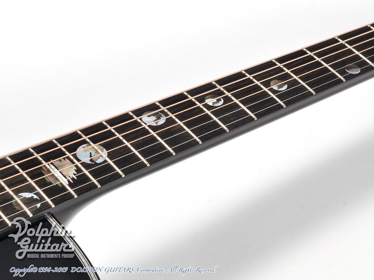 HEADWAY: HF-JET BLACK DX with Custom Ogawa Inlay (8)