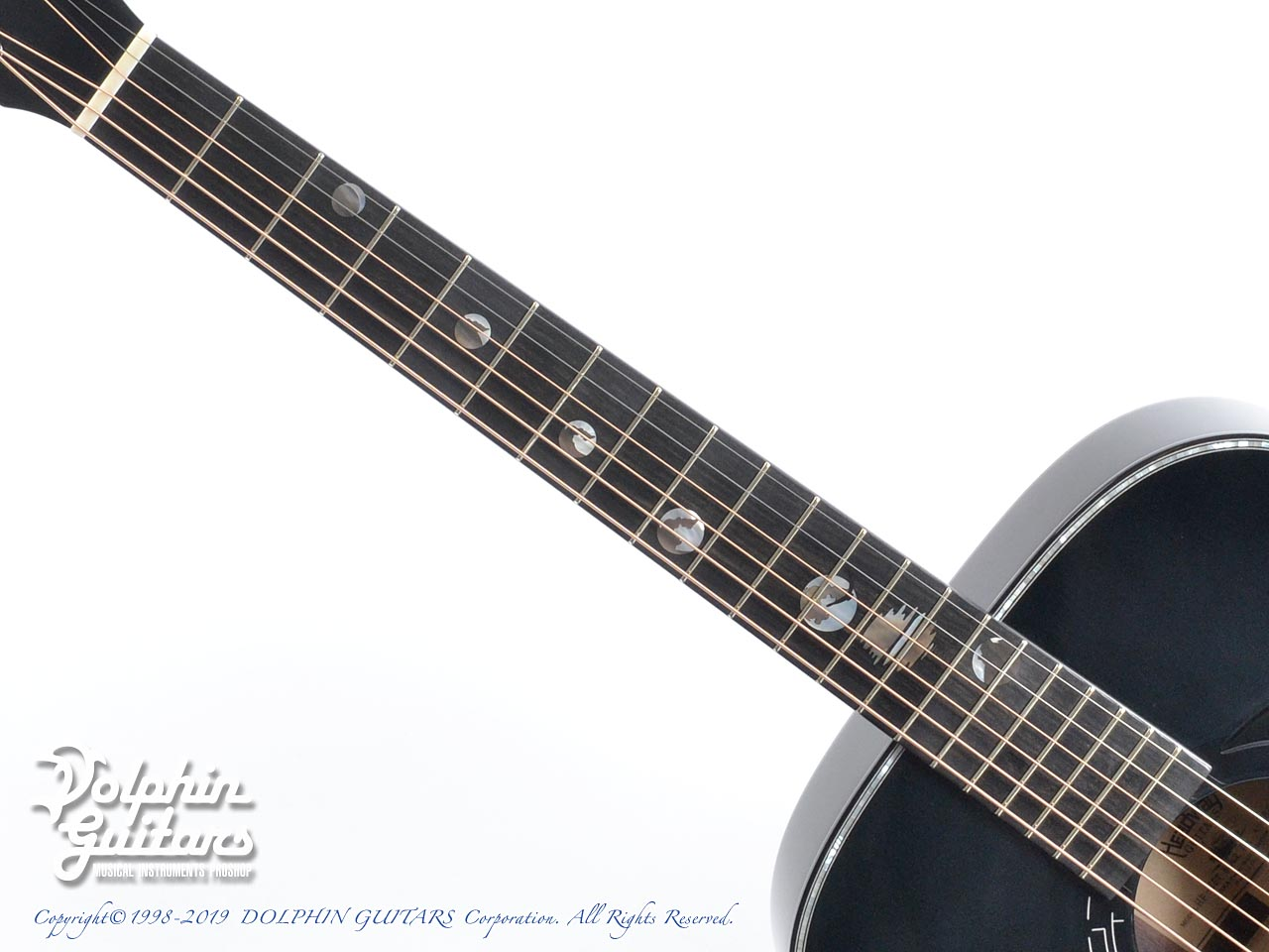 HEADWAY: HF-JET BLACK DX with Custom Ogawa Inlay (4)