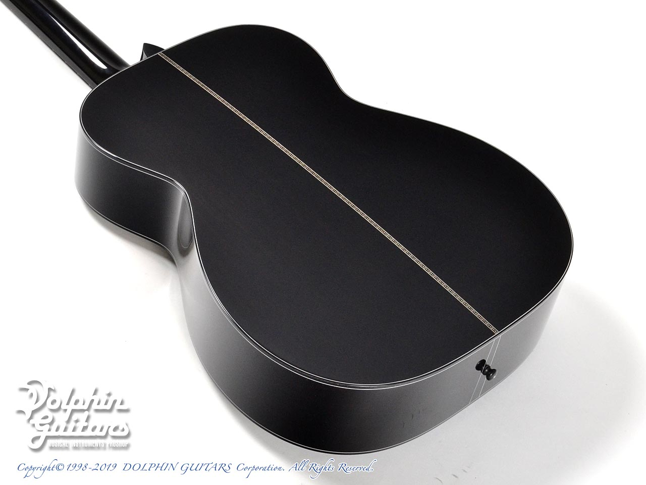 HEADWAY: HF-JET BLACK DX with Custom Ogawa Inlay (3)