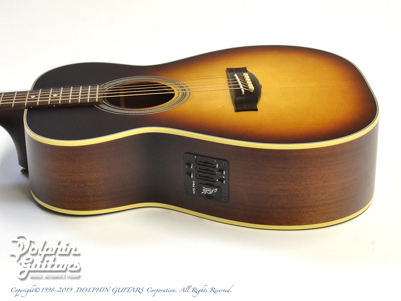 MATON: EBG808 LTD (Teardrop Burst) (2)