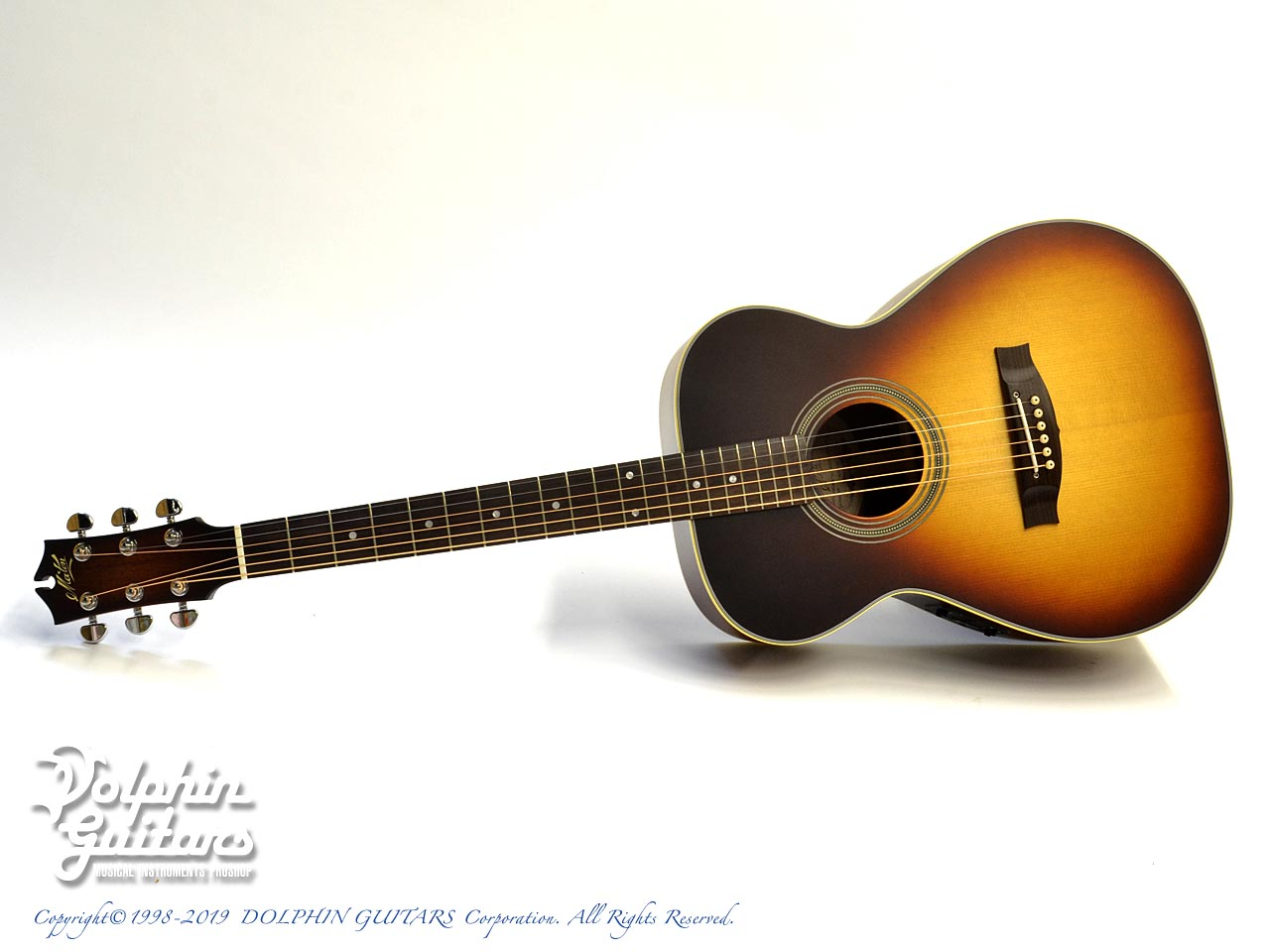 MATON: EBG808 LTD (Teardrop Burst) (0)