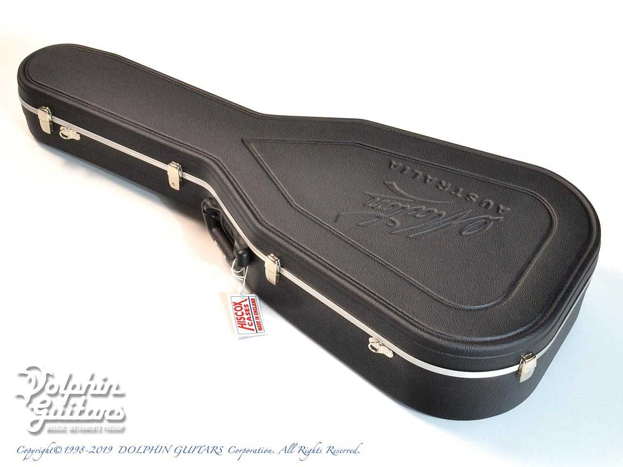 "MATON: Custom Shop EBG808 Tommy ""Personal"" (12)"