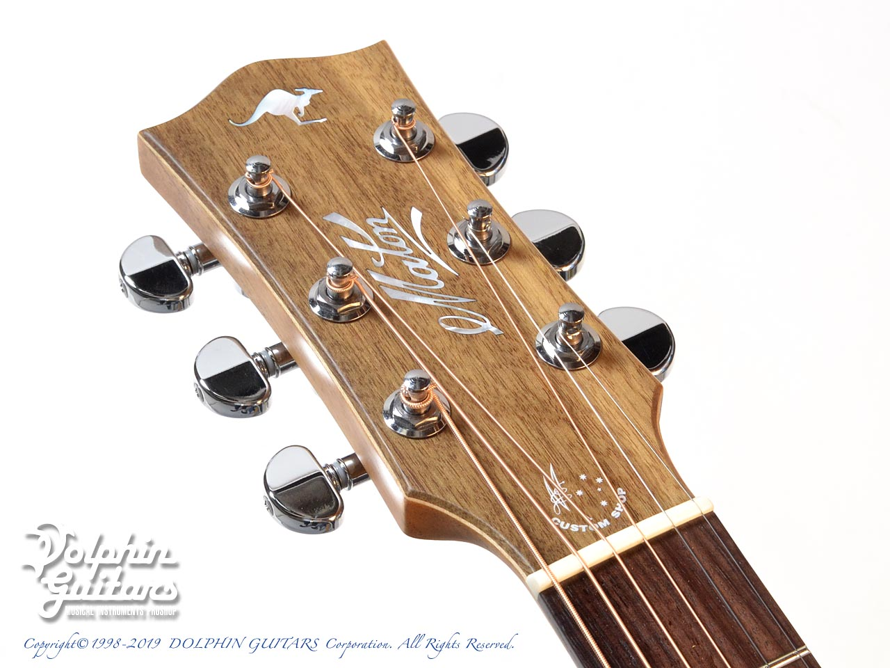 "MATON: Custom Shop EBG808 Tommy ""Personal"" (6)"