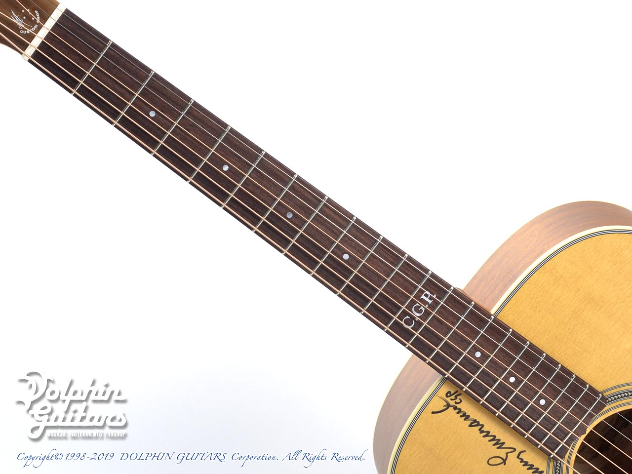 "MATON: Custom Shop EBG808 Tommy ""Personal"" (4)"
